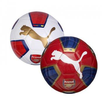 Puma Arsenal 15/16 Fan style Miniball  Size:1