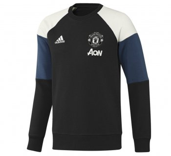Adidas Manchester United 16/17 Sweat Top CO BLK AP1000