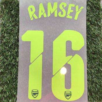 Arsenal 14/15 (3RD) #16 Ramsey