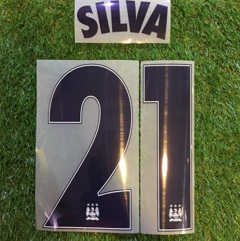 Manchester City 15/16 (H) UCL NameSet (10.14.21.30)