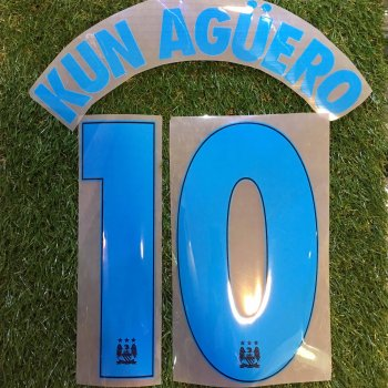 Manchester City 15/16 A) UCL NameSet #10