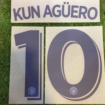 Manchester City 16/17 (H) UCL NameSet (10.17.21)