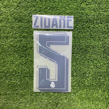 Real Madrid 15/16 (H)  NameSet