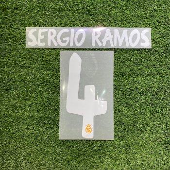 Real Madrid 13/14 (A)  NameSet