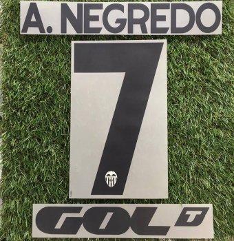 Valencia 15/16 (H)  NameSet (#7&sponsor)