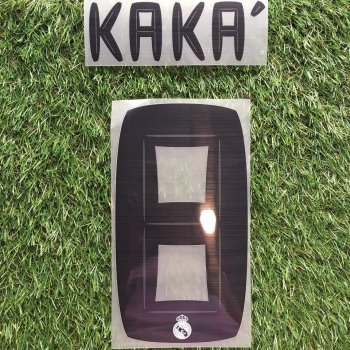 Real Madrid 10/11 (H)  NameSet (7.8.14.19.20)