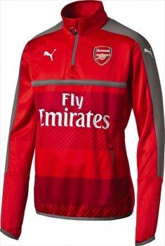 Puma Arsenal 16/17 1/4 Training Top - SA RED 749746-04