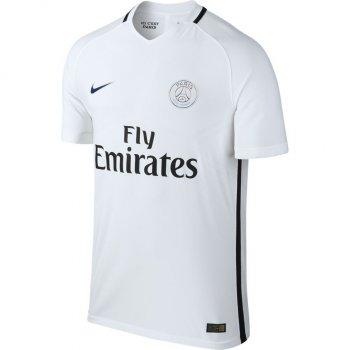 Nike PSG 16/17 (3RD) Match S/S Jersey WHT 776916-102
