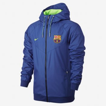 Nike FC Barcelona 16/17 NSW  Woven Authentic Jacket 810302-480