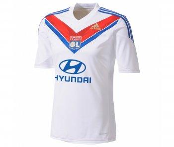 Adidas Lyon 13/14 (H) S/S Z26911