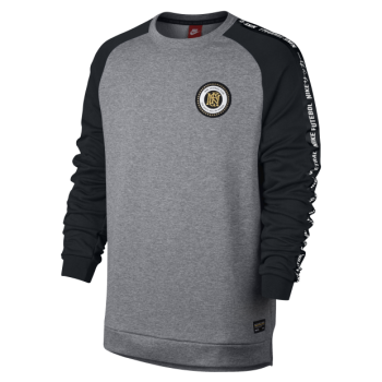 Nike FC Crew Sweater Gray 802428-091