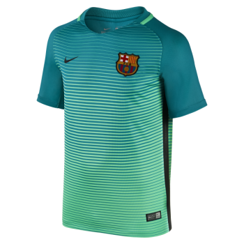 Nike FC Barcelona 16/17 (3RD) S/S Youth 777025-388
