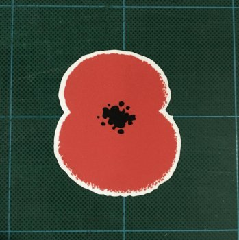 POPPY Badge 2016-2018