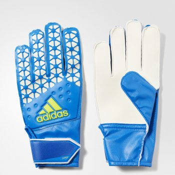 Adidas ACE Junior GK Gloves BU/WHT AH7814