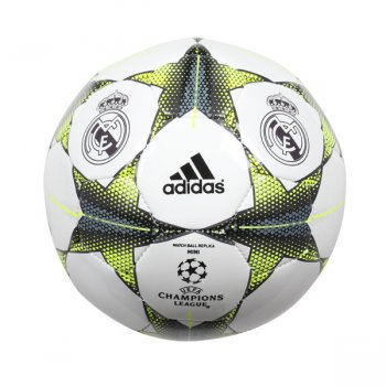 Adidas Champions League Finale15 Real Madrid 15/16 Mini Ball S90221