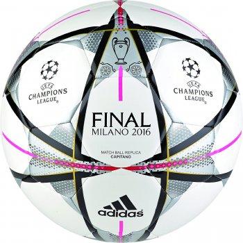Adidas Champions League Final 2016 MILANO Capitano AC5488