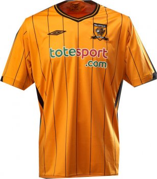 Umbro Hull City 09/10 (H) S/S