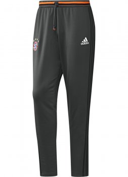 Adidas FC Bayern 16/17 Training Pants GRY AO0301
