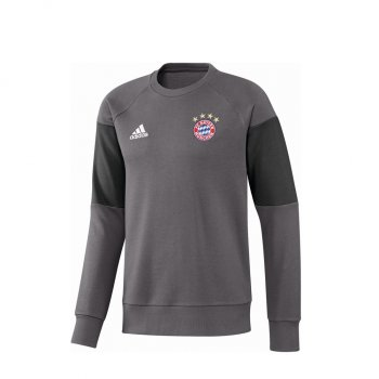 Adidas FC Bayern 16/17 Sweat Top GRY AO0313