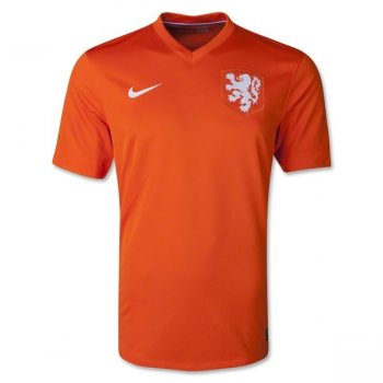 Nike National Team 2014 World Cup Netherlands  (H) S/S 577962-815