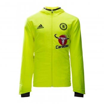 Adidas Chelsea 16/17 Pre-Match Jacket YEL AP5609