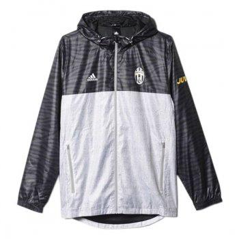 Adidas Juventus 16/17 Windbreaker GRY AZ7155