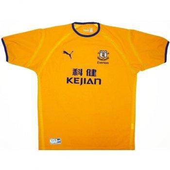 Puma Everton 03/04 (A) S/S