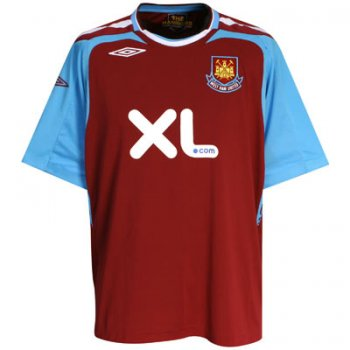 Umbro West Ham United 07/08 (H) S/S
