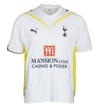 Puma Tottenham Hotspur 09/10 (H) S/S