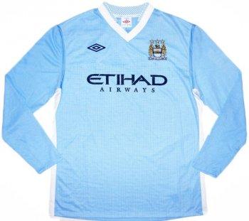 Umbro Manchester City 11/12 (H) L/S