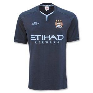 Umbro Manchester City 10/11 (A) S/S 70479U