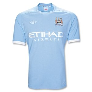 Umbro Manchester City 10/11 (H) S/S