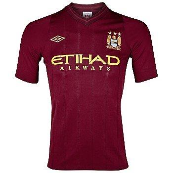 Umbro Manchester City 12/13 (A) S/S 74230U
