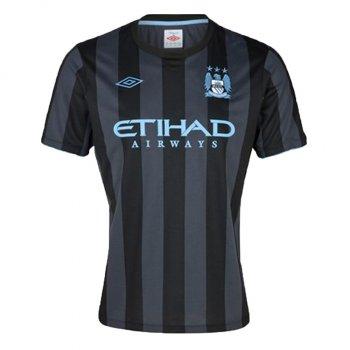 Umbro Manchester City 12/13 (3rd) Euro S/S 74156U
