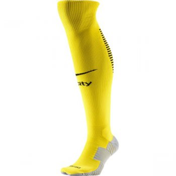 Nike Manchester City 16/17 (A) Stadium Socks WHT 776779-741