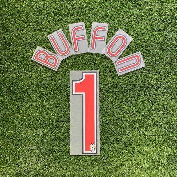 Juventus 07/08 (H)  Nameset