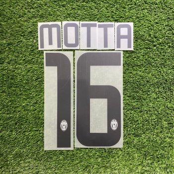 Juventus 14/15 (H)  Nameset*只供收藏*