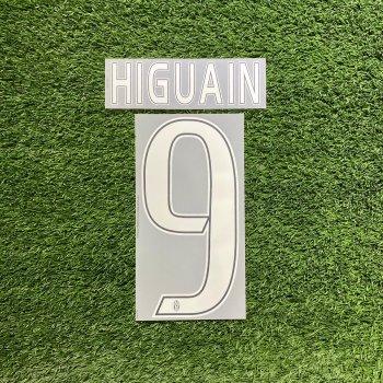 Juventus 16/17 (A)  Nameset