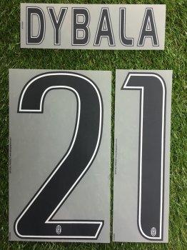 Juventus 15/17 (H/A)  Nameset