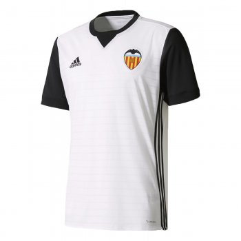 Adidas Valencia 17/18 (H) S/S Men's Jersey BS3864