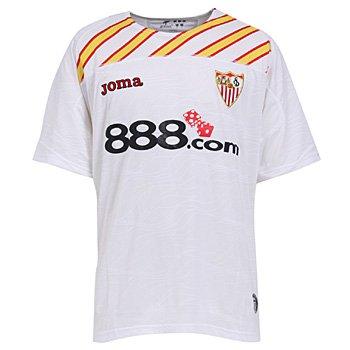 Joma Sevilla 08/09 (H) S/S UEFA 2000.98.0108