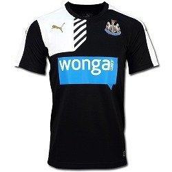 Puma Newcastle United 15/16 Training Jersey Black 747744-01
