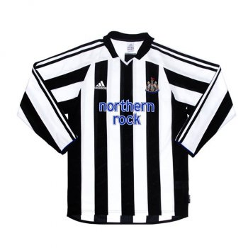 Adidas Newcastle United 03/04 (H) L/S