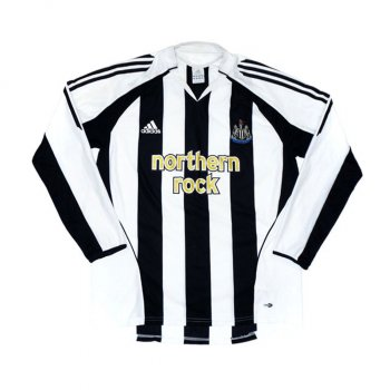 Adidas Newcastle United 05/06  (H) L/S