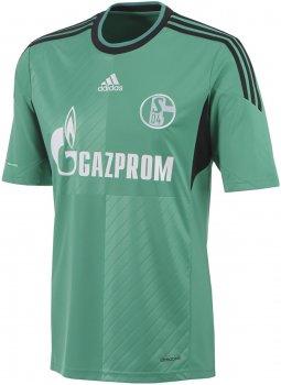 Adidas Schalke 04 FC 13/14 (3RD) S/S Z26051