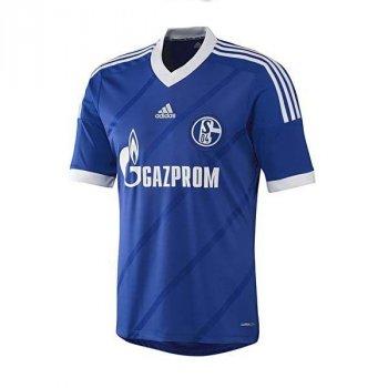 Adidas Schalke 04 FC 12/13 (H) S/S X50156