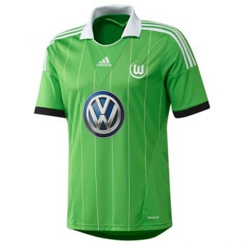 Adidas Wolfsburg 13/14 (A) S/S G69016