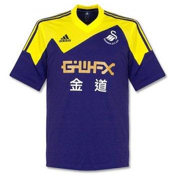 Adidas Swansea City 13/14 (A) S/S F41381
