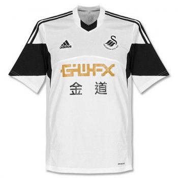 Adidas Swansea City 13/14 (H) S/S F41354