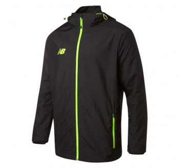 New Balance Best Tech Training Woven Jacket BLK WSJM532